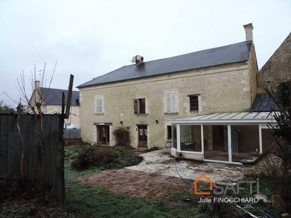 Saint-Pierre-sur-Dives Calvados huis foto 3672976