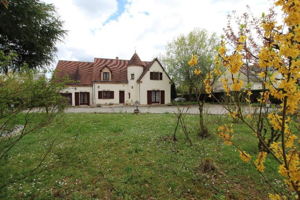 Traînou Loiret Haus Bild 3602539