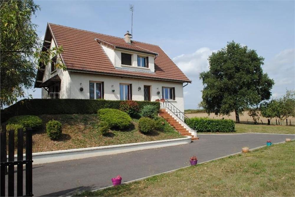 Baudrières Saône-et-Loire Haus Bild 3555937
