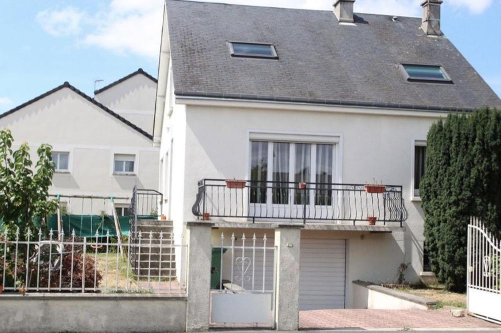 Saint-Jean-de-la-Ruelle Loiret Haus Bild 3598878