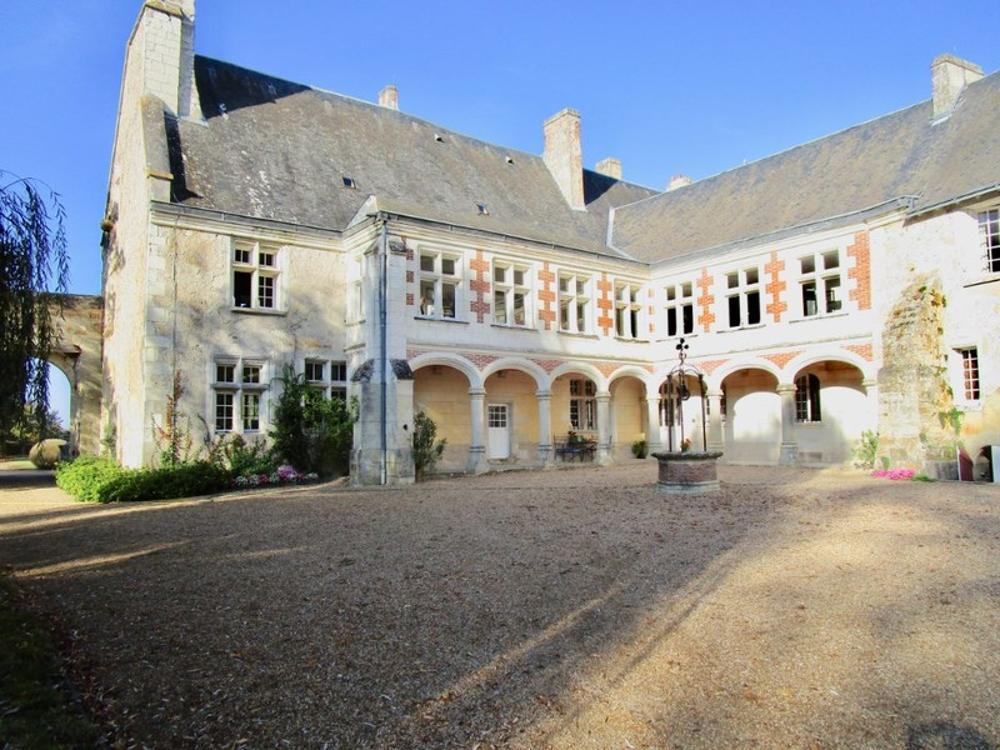 Tours Indre-et-Loire kasteel foto 3597577