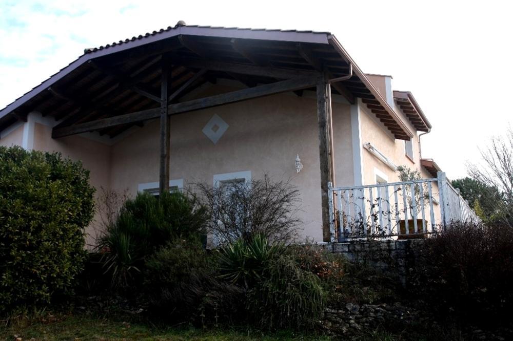 Lalbenque Lot Haus Bild 3600277
