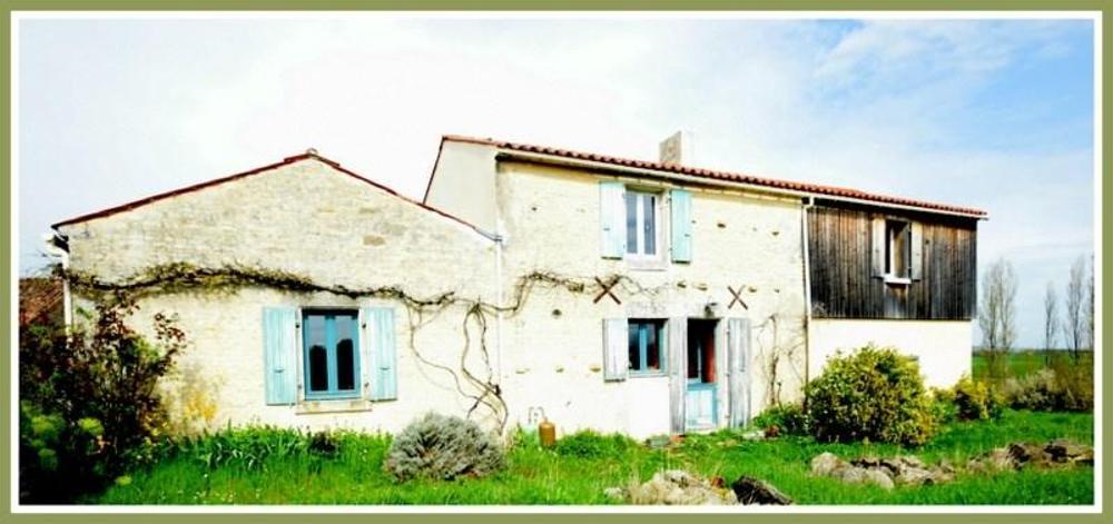 Marans Charente-Maritime Haus Bild 3555338