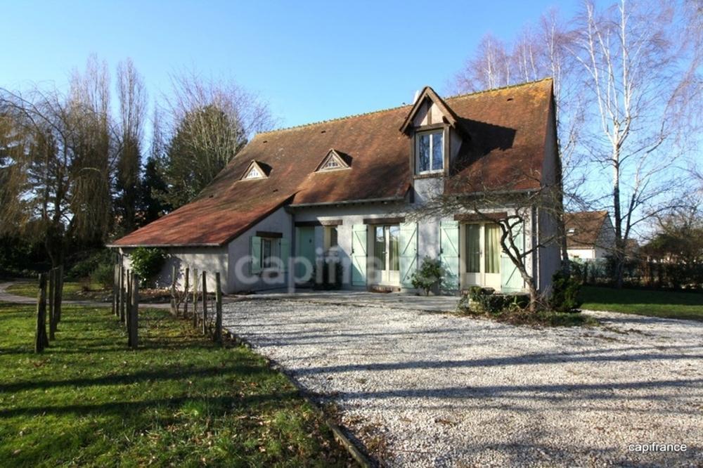 Traînou Loiret Haus Bild 3601034