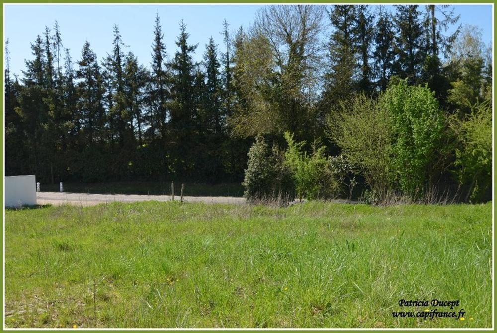 Chauray Deux-Sèvres Grundstück Bild 3612182
