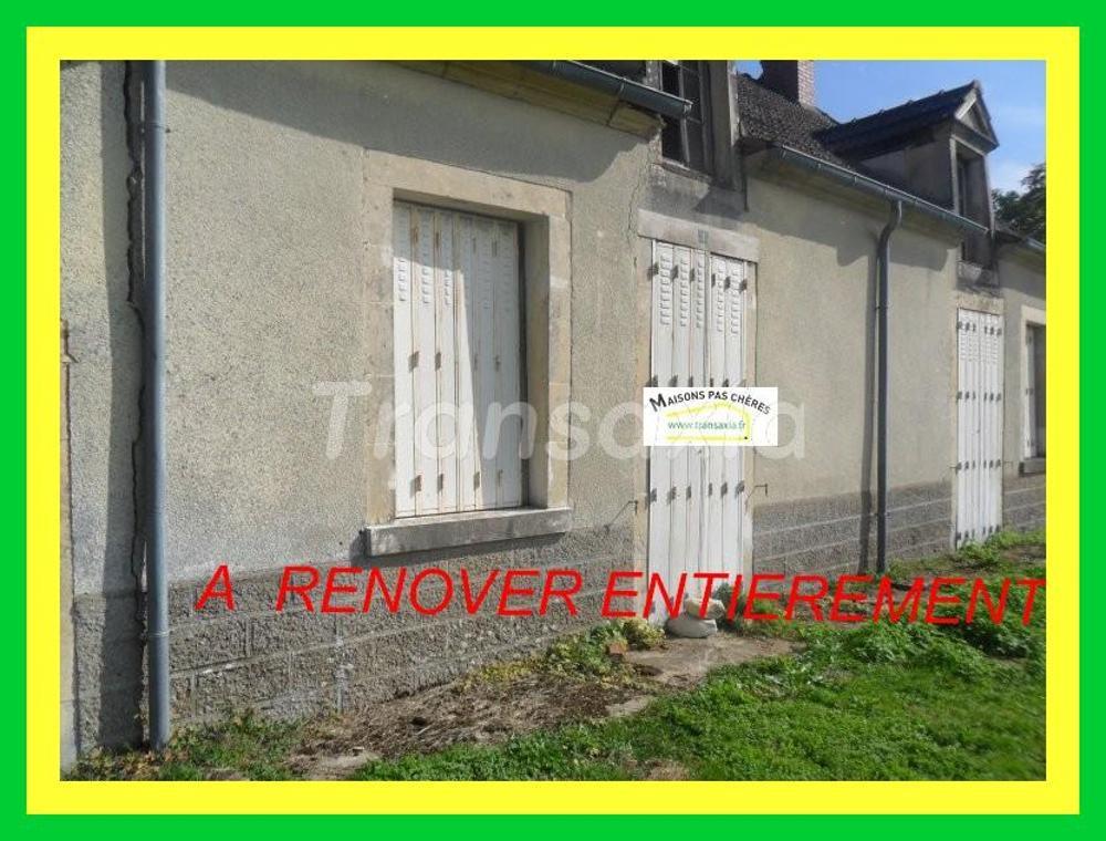 Dun-sur-Auron Cher huis foto 3660009