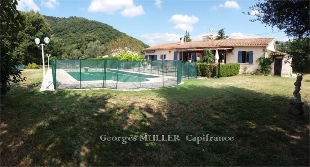 Auribeau-sur-Siagne Alpes-Maritimes Villa Bild 3617898