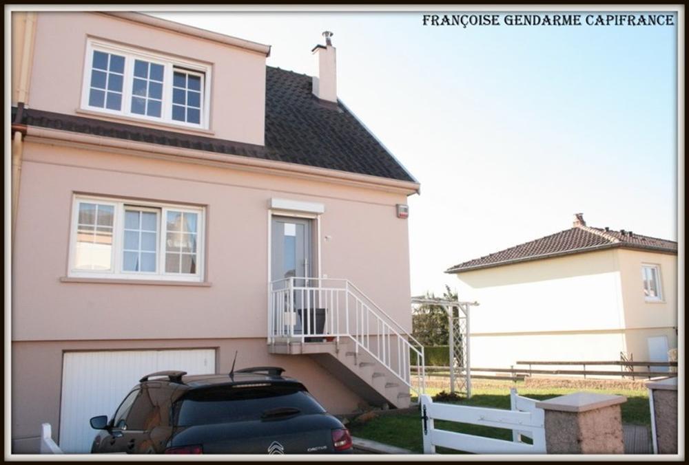 Yutz Moselle Haus Bild 3597200