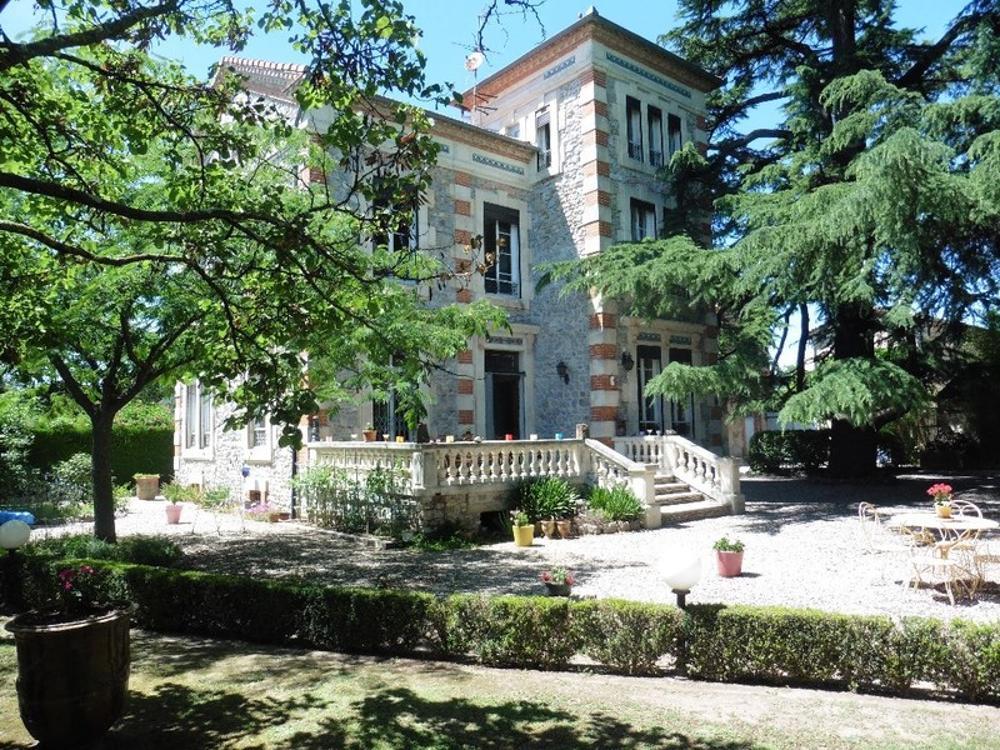 Anduze Gard maison bourgeoise foto 3610239