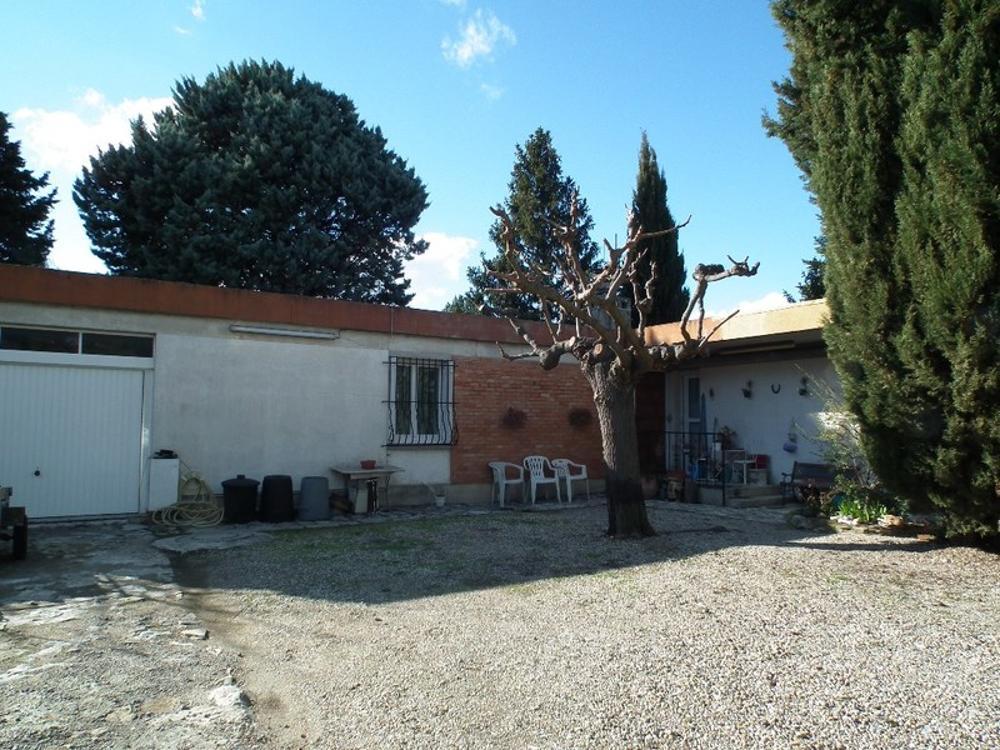 Orange Vaucluse Haus Bild 3601140