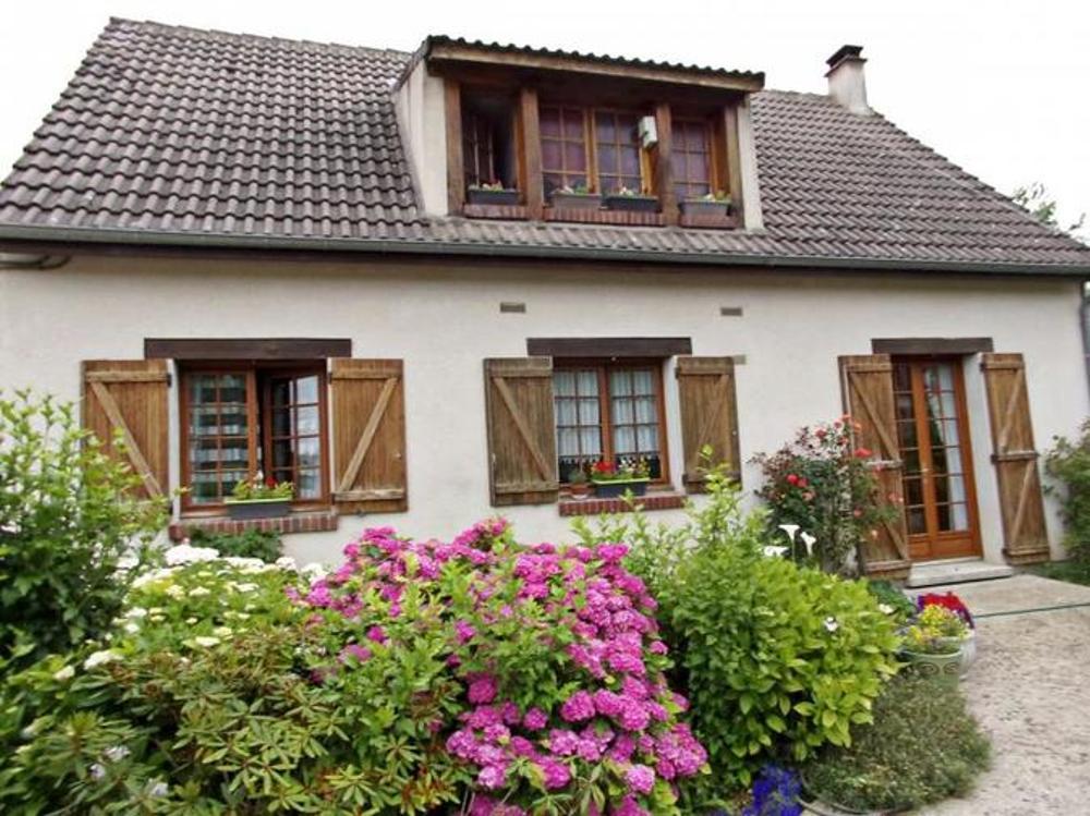 Fontenay-sur-Loing Loiret Haus Bild 3668109