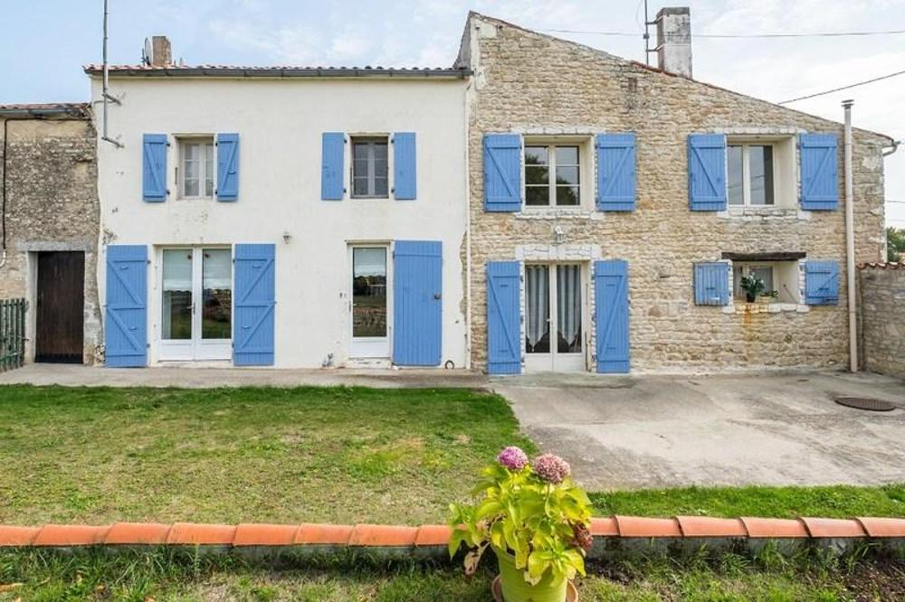 Aigrefeuille-d'Aunis Charente-Maritime Haus Bild 3551985