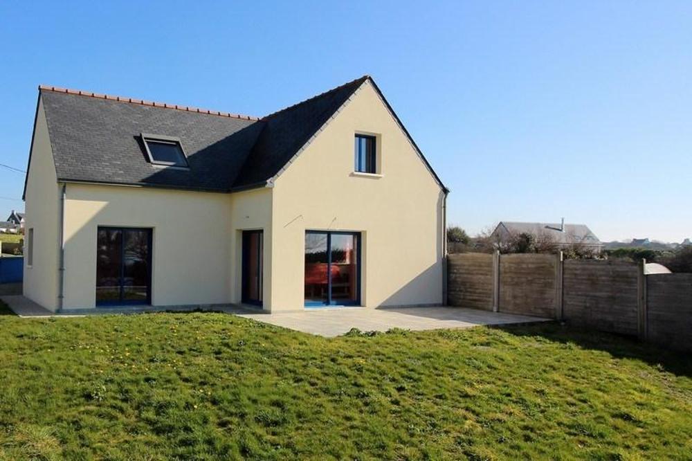 Plozévet Finistère Haus Bild 3583643
