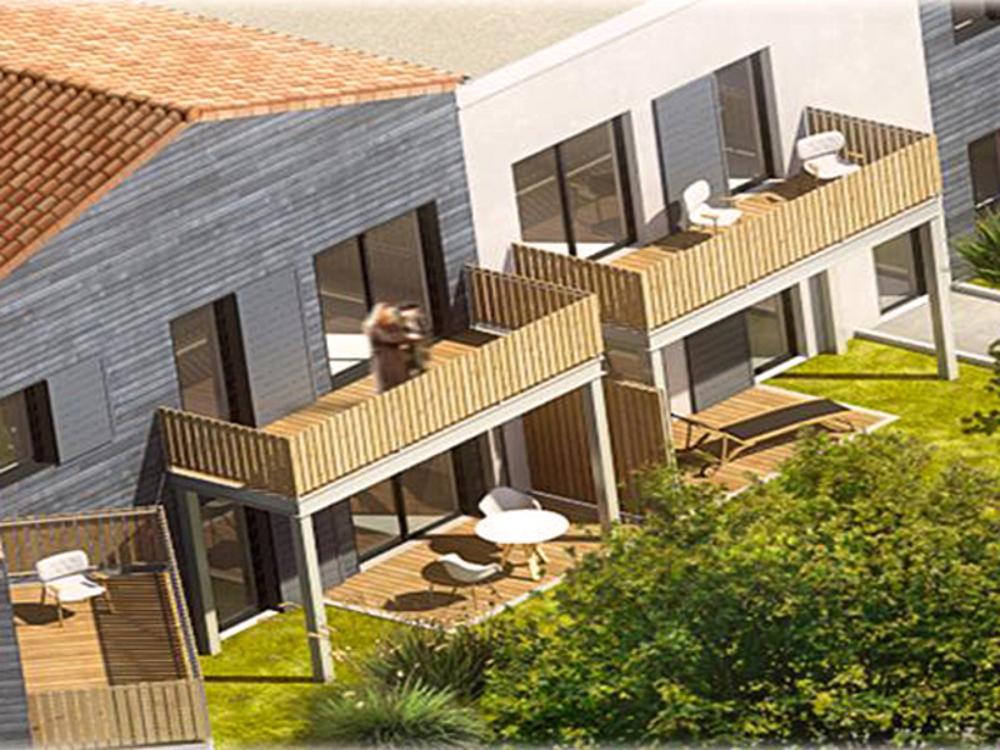 Saint-Gilles-Croix-de-Vie Vendée Haus Bild 3609466
