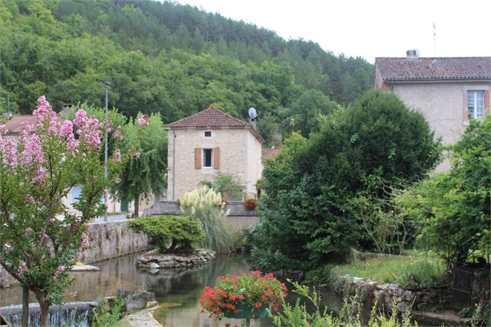 Saint-Vincent-Rive-d'Olt Lot Dorfhaus Bild 3617847