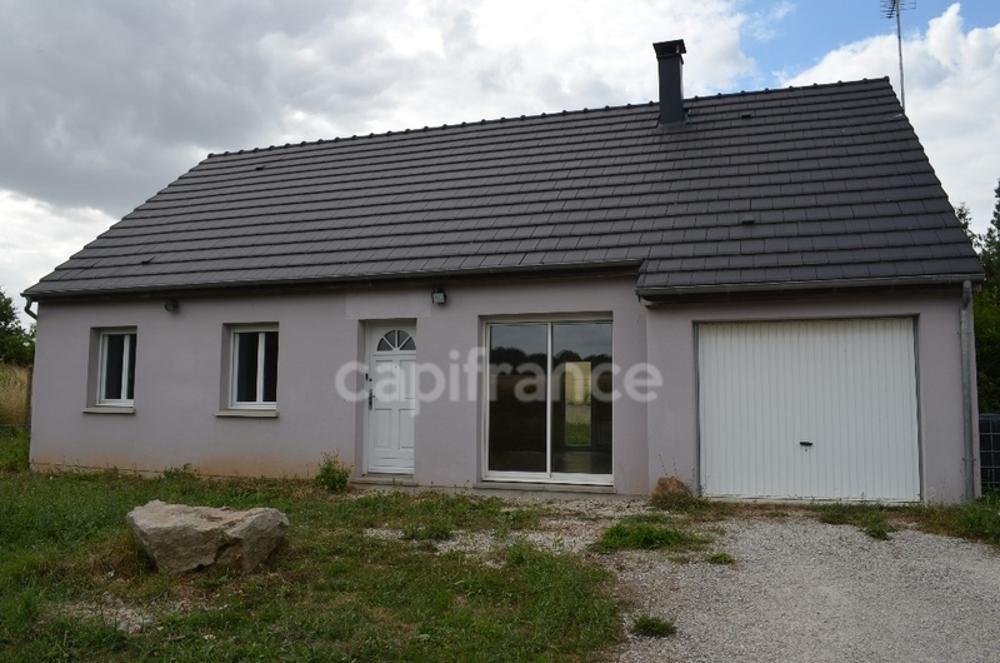 Bonneval Eure-et-Loir Haus Bild 3613649