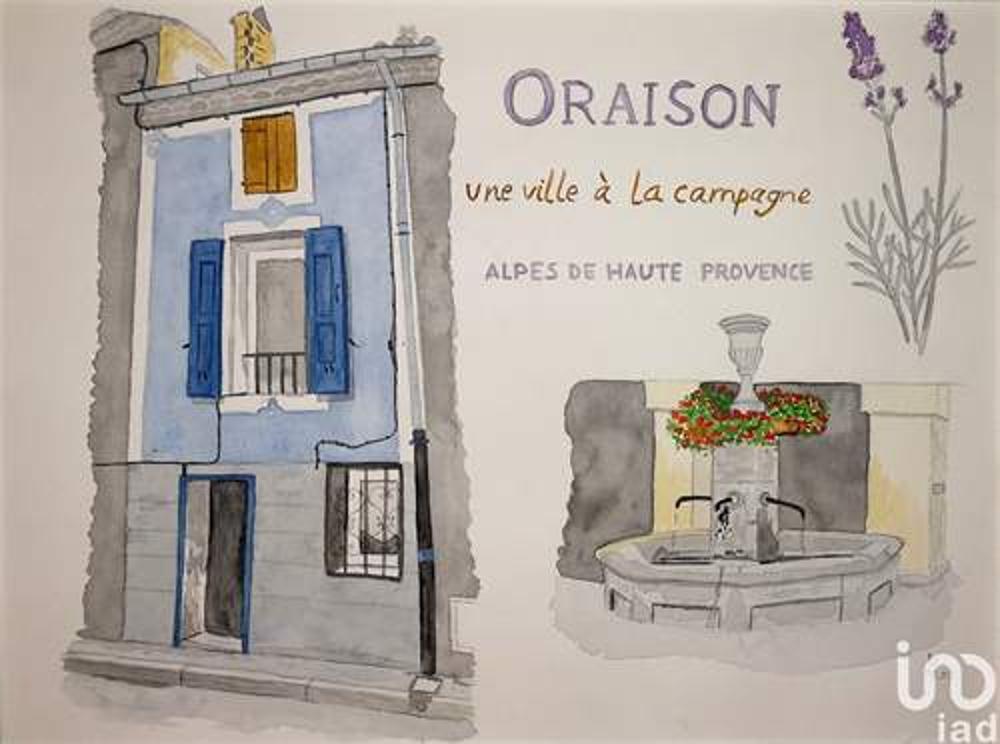 Oraison Alpes-de-Haute-Provence Apartment Bild 3623711