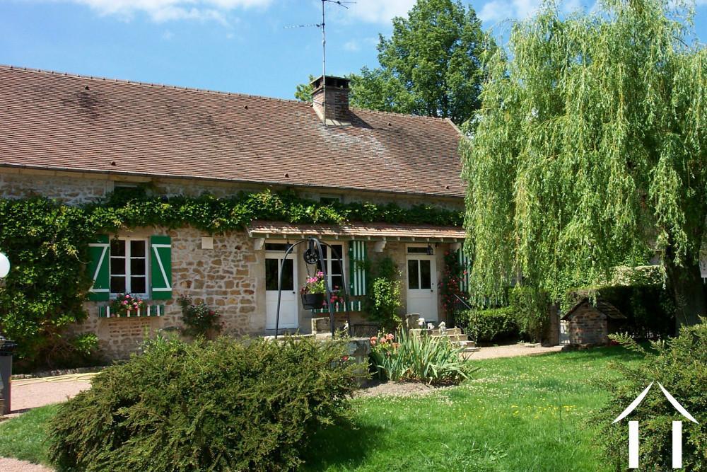 Morlet Saône-et-Loire Bauernhof Bild 3635998