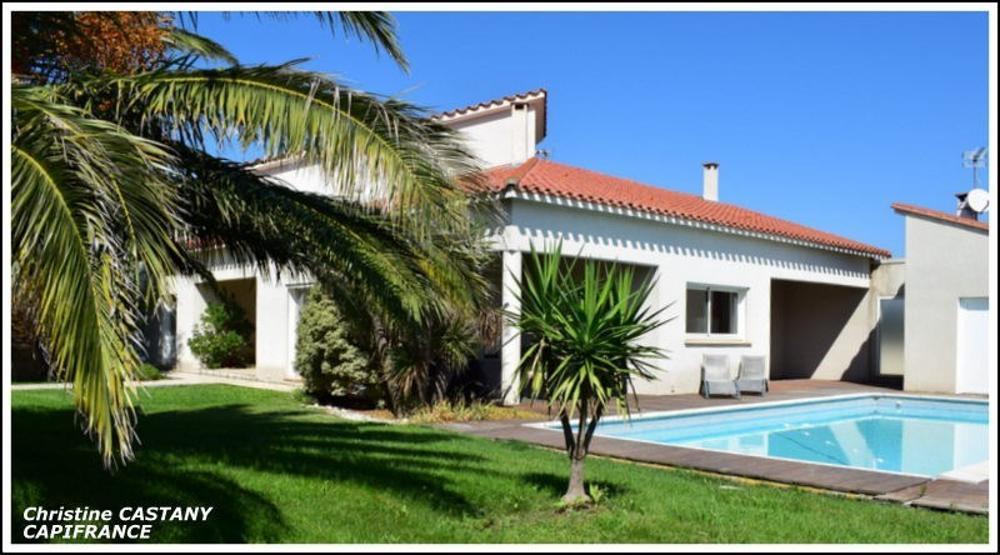 Montescot Pyrénées-Orientales Haus Bild 3598683