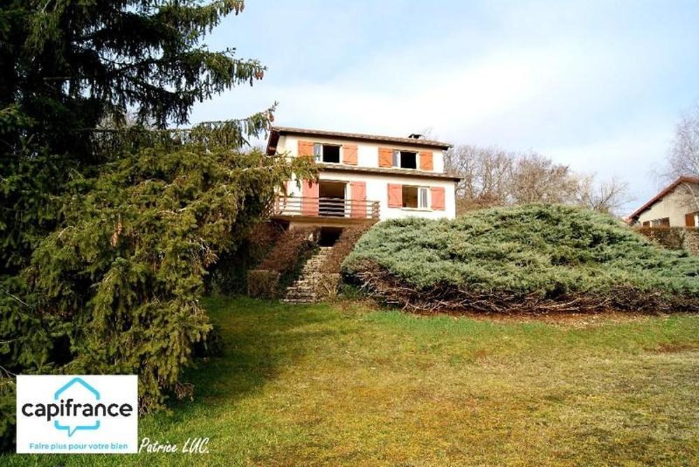 Flacé-lès-Mâcon Saône-et-Loire Haus Bild 3546497