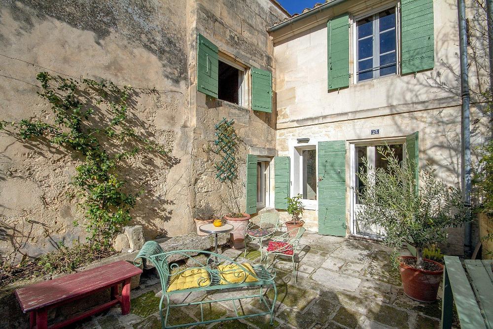 Fontvieille Bouches-du-Rhône villa foto 3584691