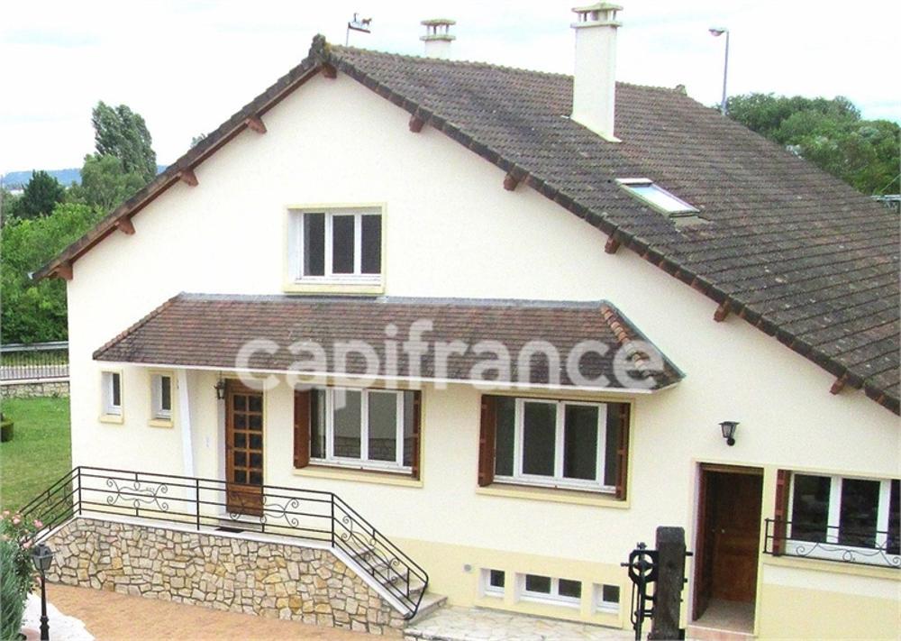 Sens Yonne Haus Bild 3616906