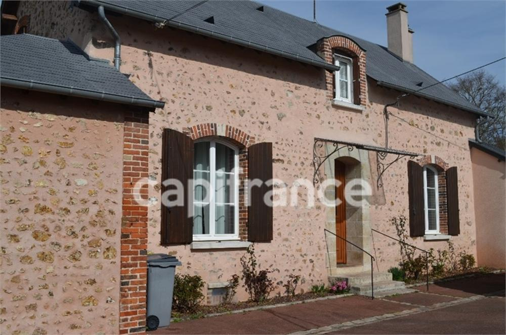 Bonneval Eure-et-Loir Haus Bild 3617815
