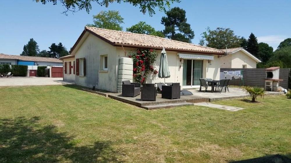 Lesparre-Médoc Gironde Haus Bild 3553005