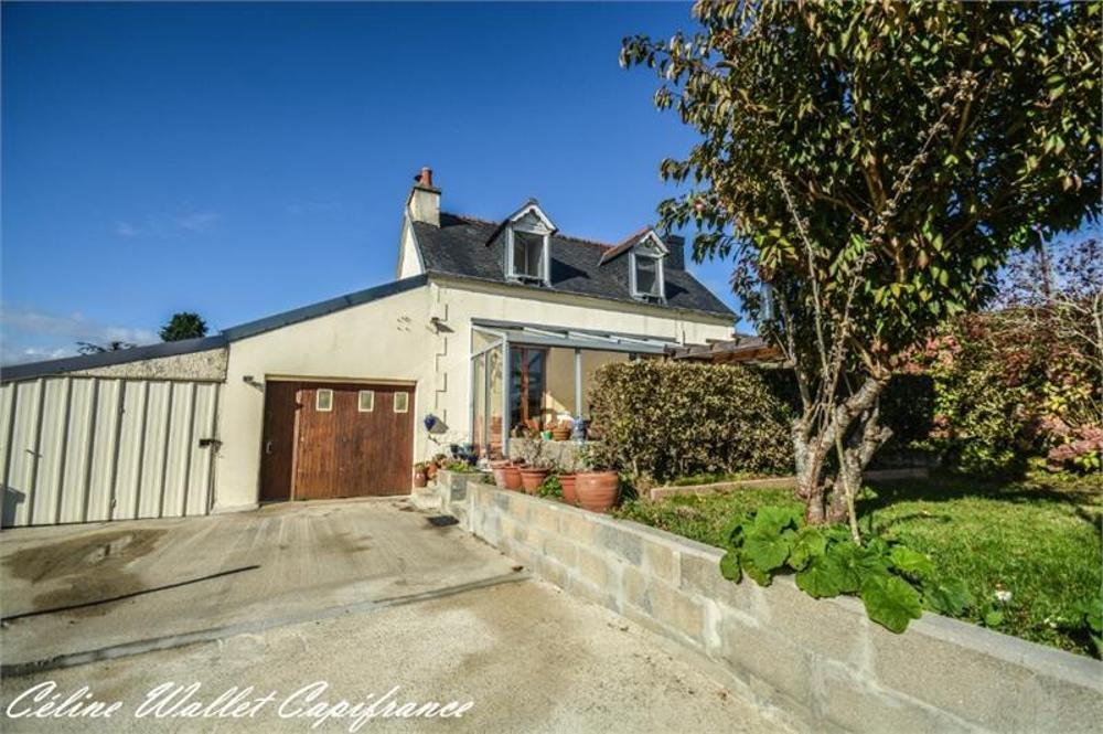 Quimerch Finistère Haus Bild 3554081