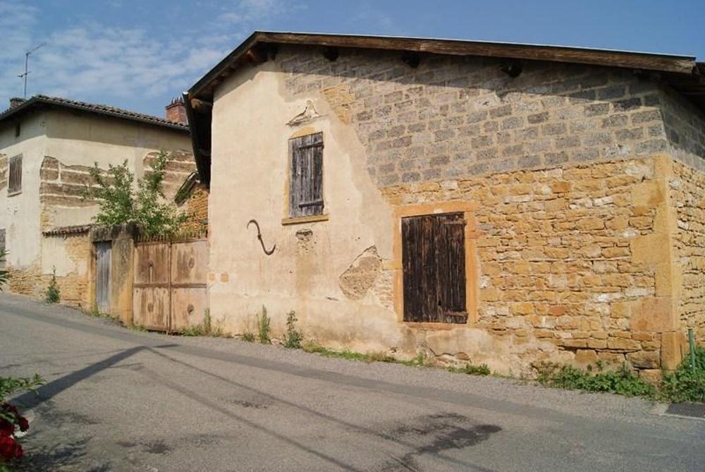 Villefranche-sur-Saône Rhône schuur foto 3551076