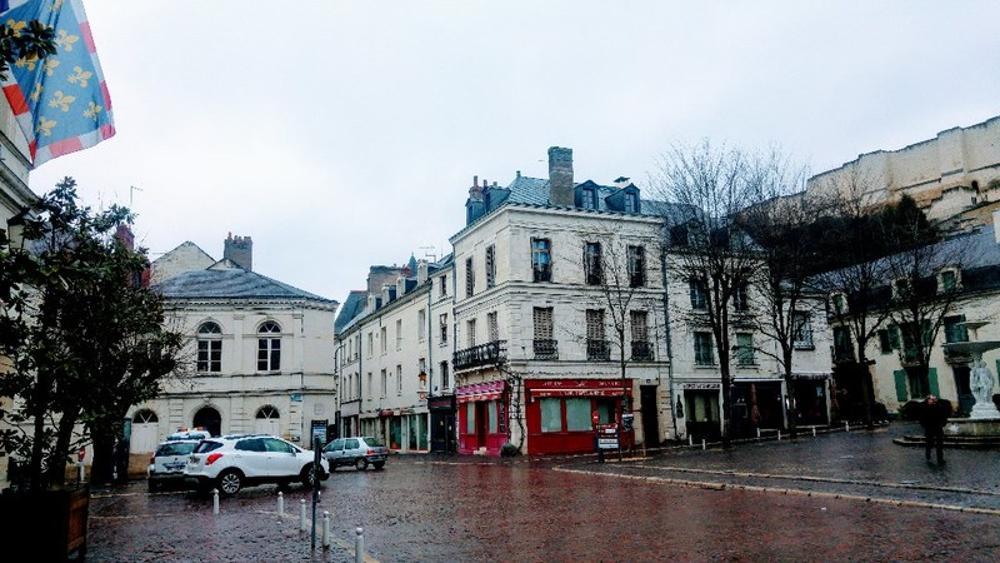 Chinon Indre-et-Loire Apartment Bild 3597835
