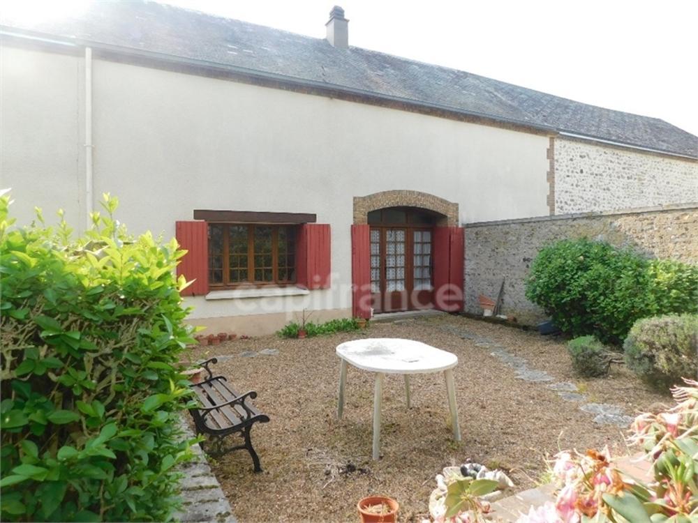 Bonneval Eure-et-Loir Haus Bild 3615075