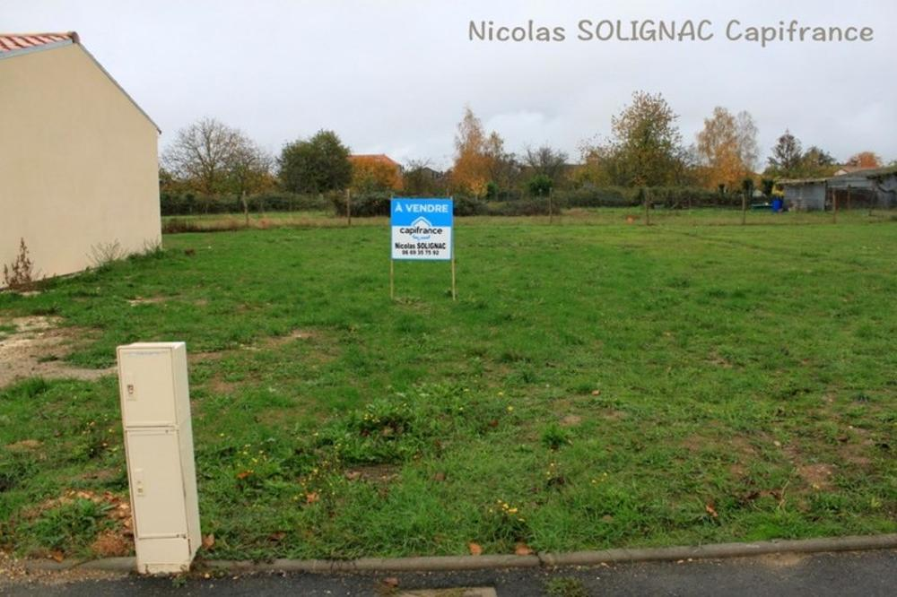 Chauvigny Vienne Grundstück Bild 3611376