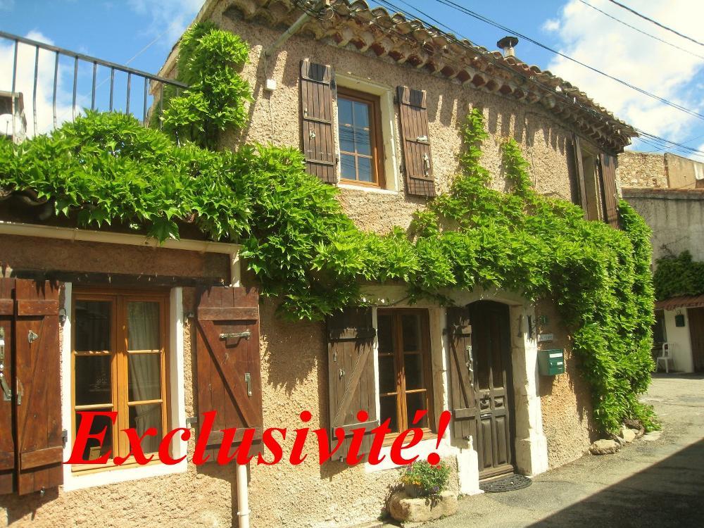 Cébazan Hérault Haus Bild 3672608