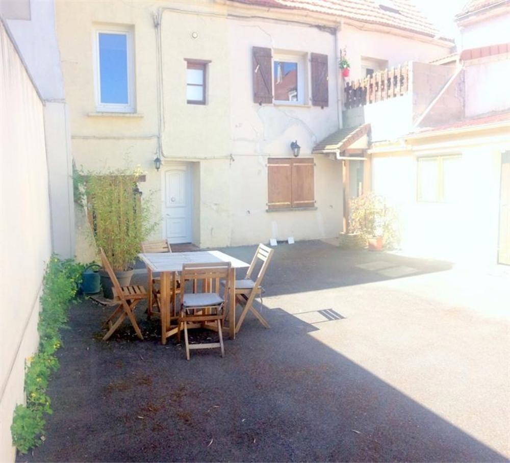 Sannois Val-d'Oise Stadthaus Bild 3554684