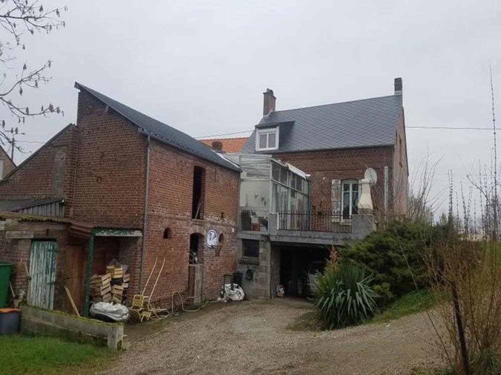 Cambron Somme Haus Bild 3668278