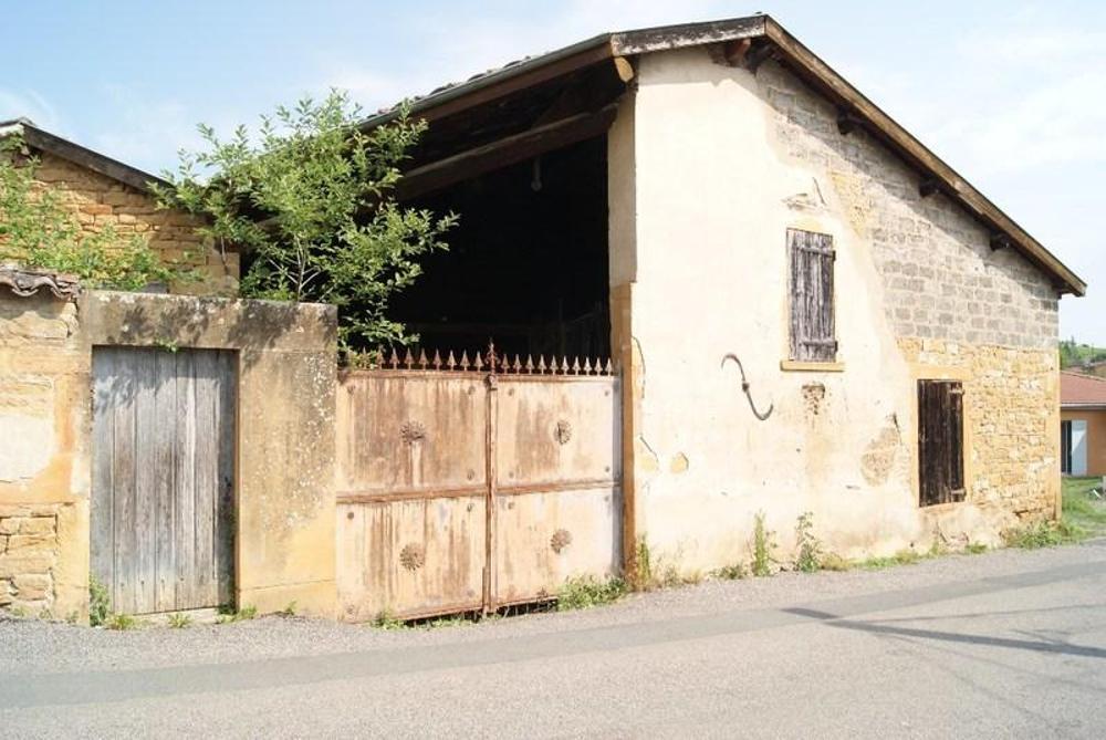 Villefranche-sur-Saône Rhône schuur foto 3550003