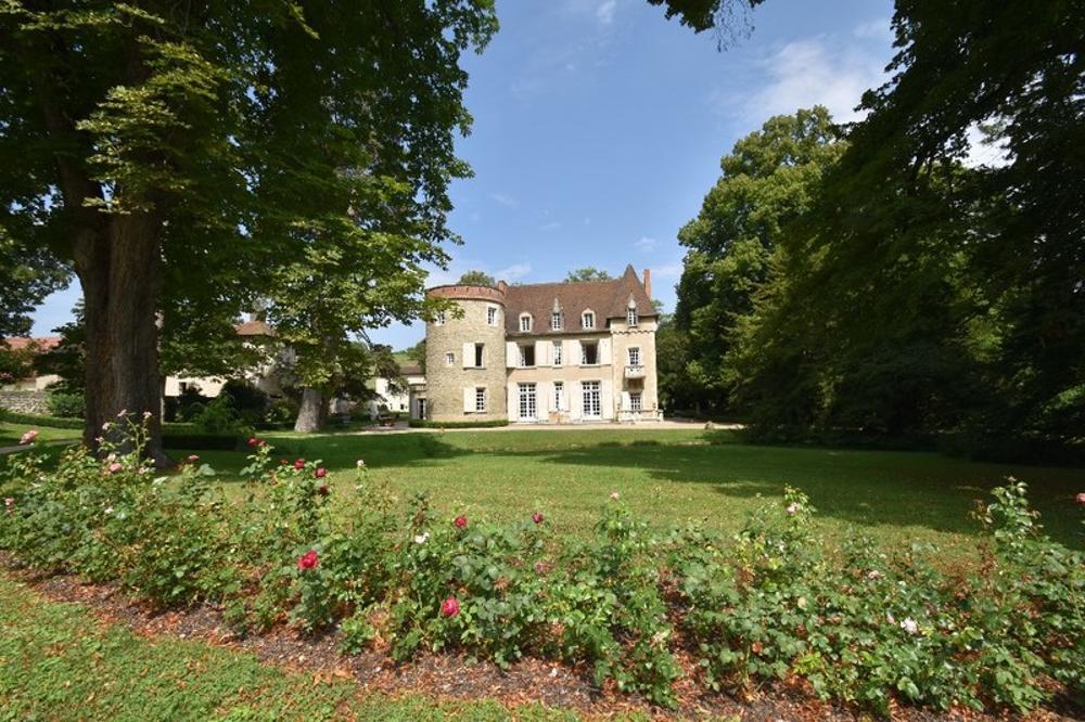 Clermont-Ferrand Puy-de-Dôme kasteel foto 3596795