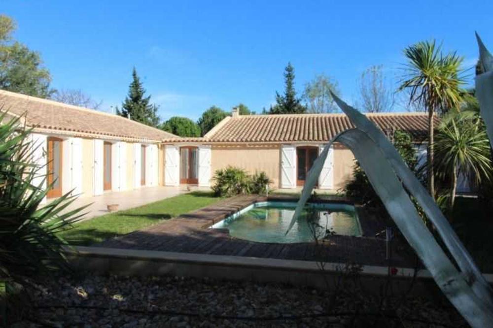 Saint-André-de-Roquelongue Aude Haus Bild 3675874