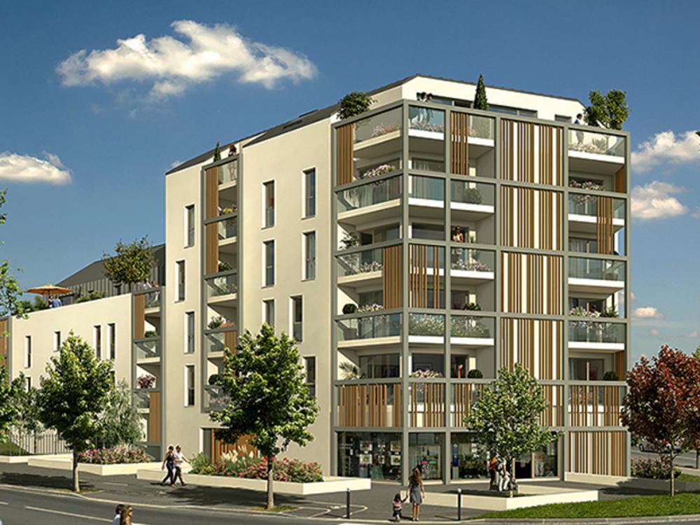 Nantes 44300 Loire-Atlantique Haus Bild 3599466