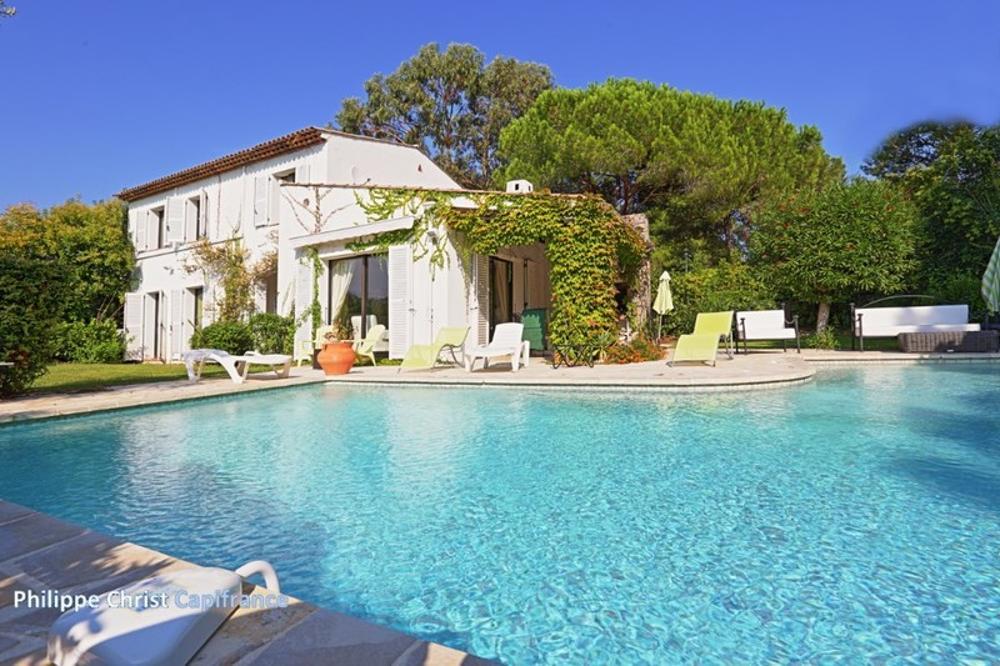 Villeneuve-Loubet Alpes-Maritimes Villa Bild 3599818