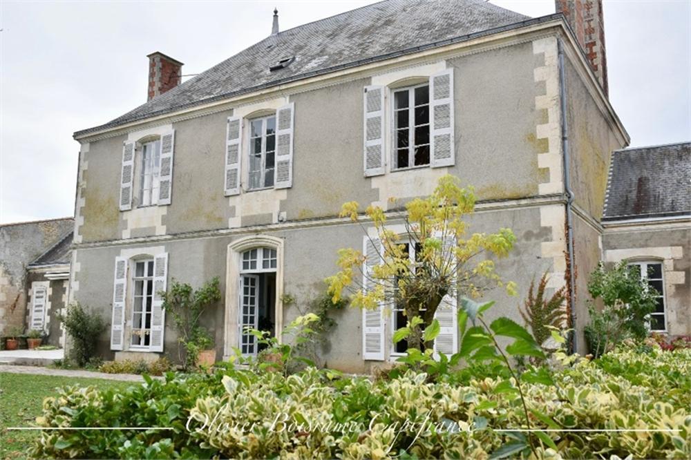 Luçon Vendée Haus Bild 3616799