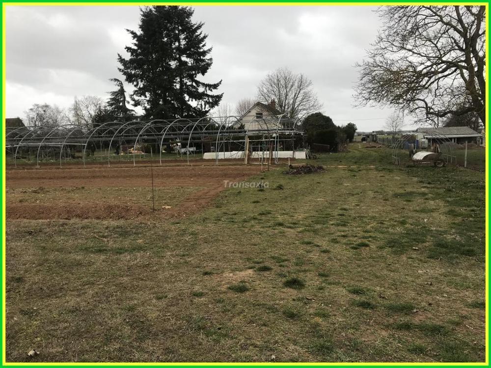 Dun-sur-Auron Cher Grundstück Bild 3634188