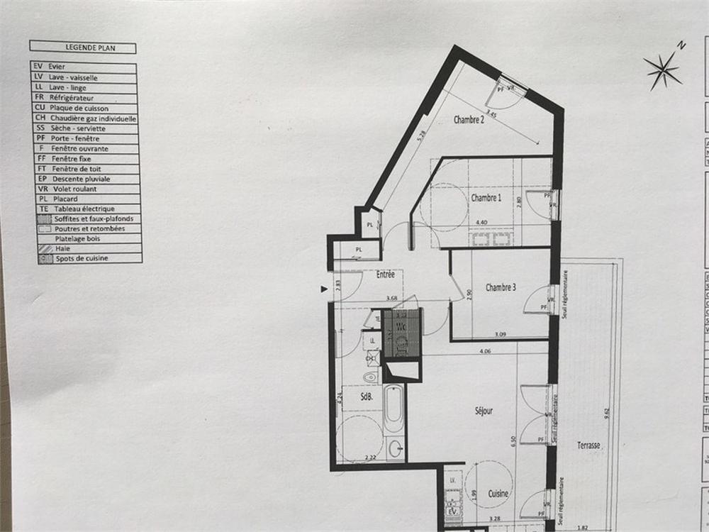 Annecy Haute-Savoie Haus Bild 3609483