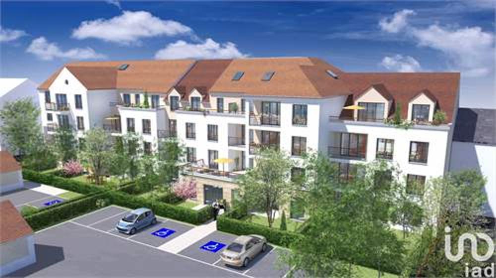 Coulommiers Seine-et-Marne Apartment Bild 3622526
