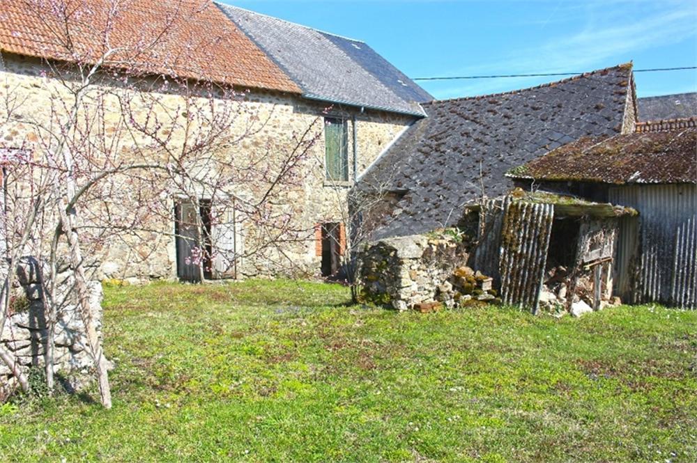 Saint-Pierre-de-Fursac Creuse maison photo 3692602