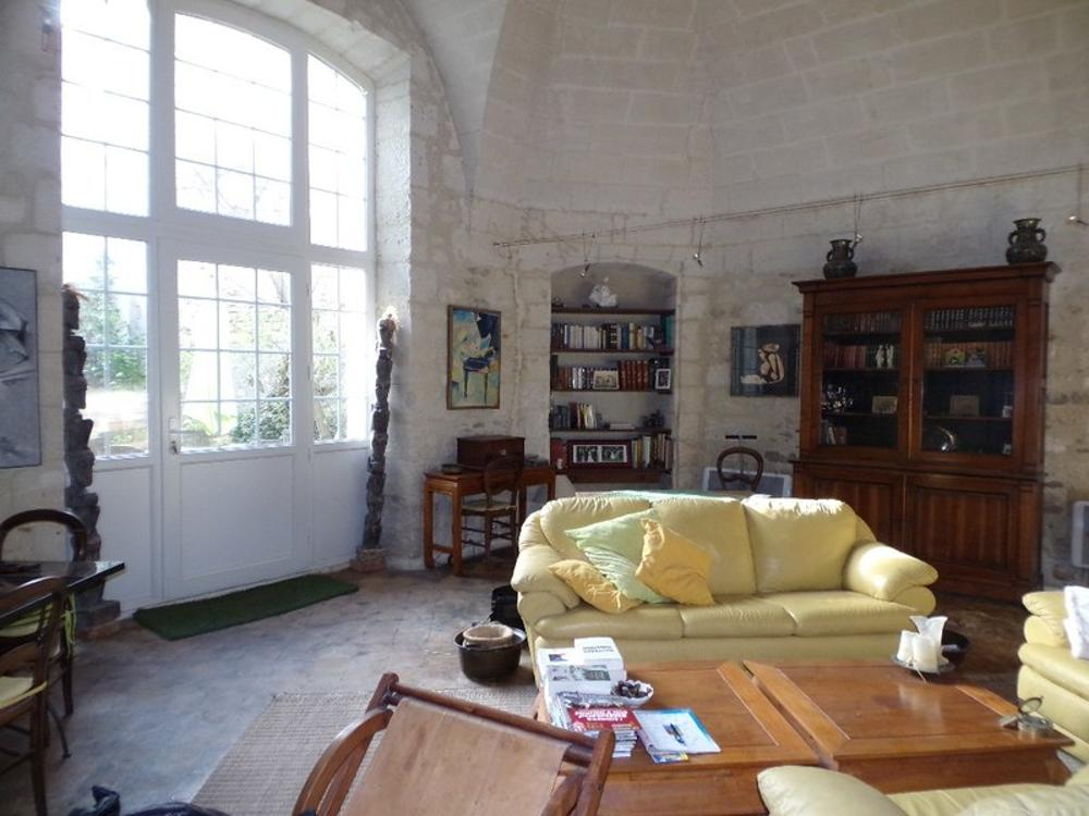 Beaucaire Gard maison bourgeoise foto 3613448