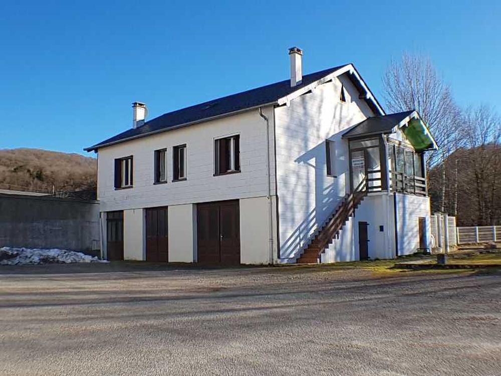 Murat-sur-Vèbre Tarn Haus Bild 3676115