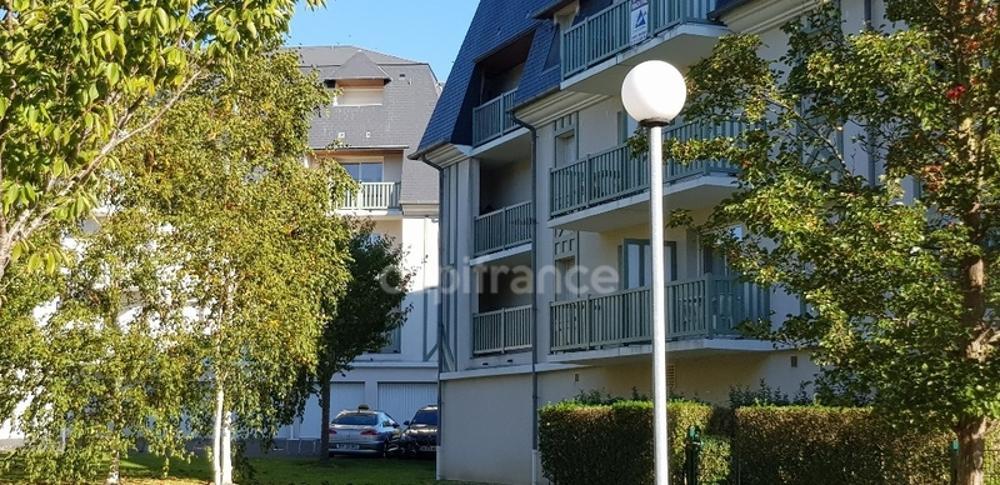 Touques Calvados Haus Bild 3601677