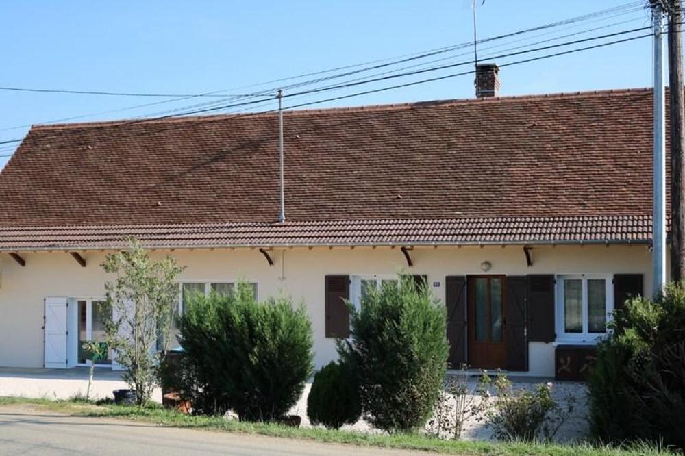 Savigny-en-Revermont Saône-et-Loire Haus Bild 3548242